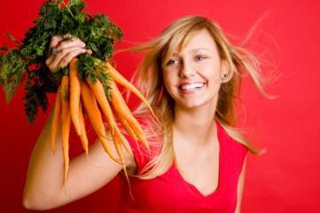 woman_carrots